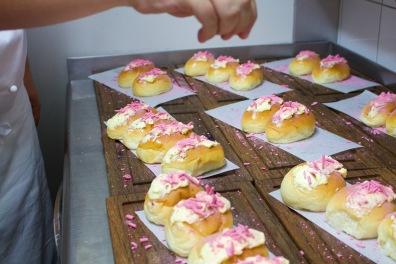 Finger Buns for Breast Cancer Network Australia