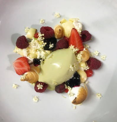 'Smash the Basil' - Dessert